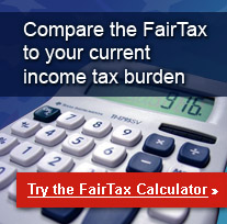 Dare to Compare - Try the FairTax calculator